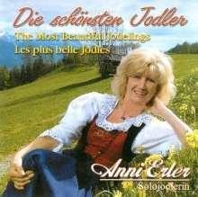 Anni Erler: Die schönsten Jodler, CD