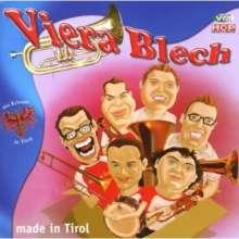 Viera Blech: Made in Tirol, CD
