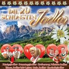 Die 20 schönsten Jodler, CD
