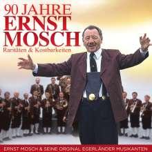 Ernst Mosch: 90 Jahre Ernst Mosch - Raritäten & Kostbarkeiten, CD