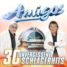 Die Amigos: 30 unvergessene Schlagerhits, 2 CDs