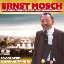 Ernst Mosch: 30 goldene Egerländer-Hits, 2 CDs