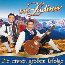 Die Ladiner: Die ersten großen Erfolge, CD