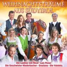 Weihnachtsträume aus Südtirol, 2 CDs