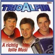 Trio Alpin: A richtig tolle Musi, CD