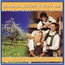 Barbara Schöpf: Echte Volksmusik, CD