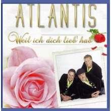 Atlantis (Schlager): Weil ich dich lieb hab, CD