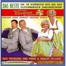Maria & Margot Hellwig: Das fröhliche Kleeblatt, CD