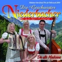 Die Geschwister Niederbacher: Gemeinsam, CD
