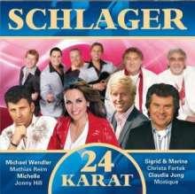 Various Artists: 24 Karat-Schlager-Folge 3, 2 CDs