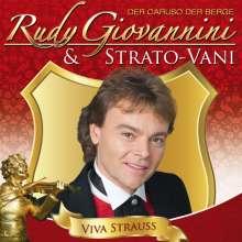 Rudy Giovannini & Strato-Vani: Viva Strauss, CD