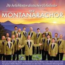 Der Montanara Chor: Beliebteste deutsche Volkslied, CD