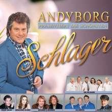 Andy Borg präsentiert die schönsten Schlager, CD