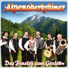 Alpenoberkrainer: Das Fenster zum Garten, CD