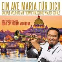 Walter Scholz: Sakrale Welthits, CD