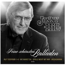Jonny Hill: Die schönsten Balladen, CD