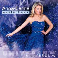 Anna-Carina Woitschack: Universum, CD