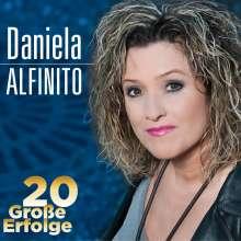 Daniela Alfinito: 20 große Erfolge, CD