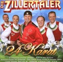Die Zillertaler: 24 Karat, 2 CDs