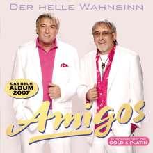 Die Amigos: Der helle Wahnsinn, CD