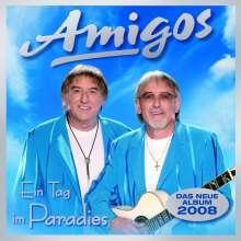 Die Amigos: Ein Tag im Paradies, CD