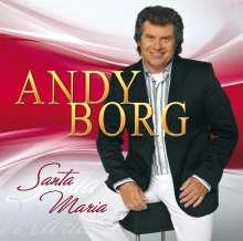 Andy Borg: Santa Maria, CD