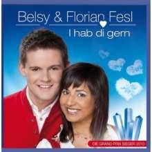 Belsy & Florian Fesl: I hab di gern, CD