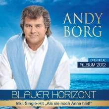 Andy Borg: Blauer Horizont, CD