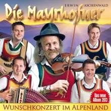 Die Mayrhofner: Wunschkonzert im Alpenland, CD