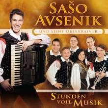 Sašo Avsenik: Stunden voll Musik, CD