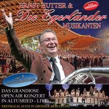 Ernst Hutter: Das grandiose Open Air in Altusried, CD
