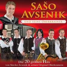 Sašo Avsenik: Die 20 größten Hits, CD