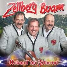 Zellberg Buam: Urknall im Zillertal, CD