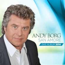 Andy Borg: San Amore, CD