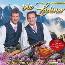 Die Ladiner: Alpenrosen aus den Dolomiten, CD