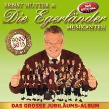 Ernst Hutter: Das große Jubiläumsalbum, CD