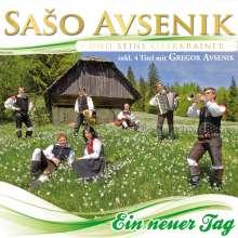 Sašo Avsenik: Ein neuer Tag, CD