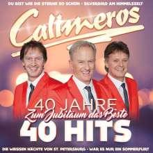Calimeros: 40 Jahre - 40 Hits, 2 CDs