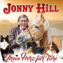 Jonny Hill: Mein Herz für Tiere, CD