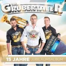 Die Grubertaler: 15 Jahre: Jubiläumsalbum, CD
