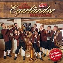Die Kleine Egerländer Besetzung: Egerländer Spielereien, CD