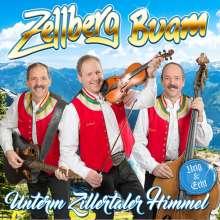 Zellberg Buam: Unterm Zillertaler Himmel, CD