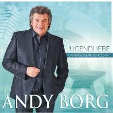 Andy Borg: Jugendliebe: Unvergessene Schlager, CD