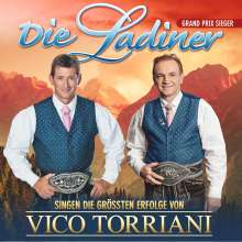 Die Ladiner: Die Ladiner singen die größten Erfolge von Vico Torriani: Folge 2, CD