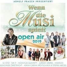 Wenn die Musi spielt: Winter Open Air 2019, CD