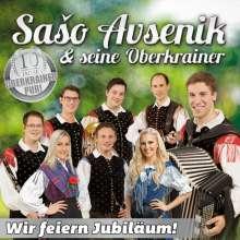 Sašo Avsenik: Wir feiern Jubiläum, CD