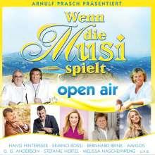 Wenn die Musi spielt: Sommer Open Air 2019, 2 CDs