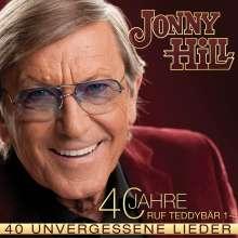 Jonny Hill: 40 unvergessene Lieder, 2 CDs
