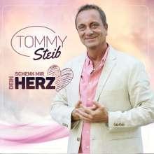 Tommy Steib: Schenk mir dein Herz, CD
