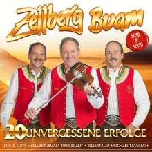 Zellberg Buam: 20 unvergessene Erfolge, CD